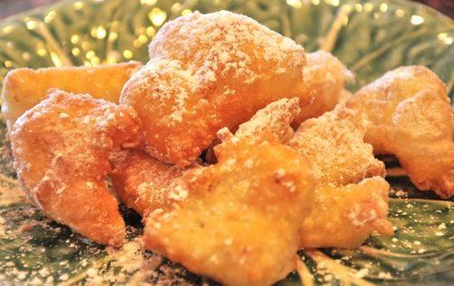 Tortelli dolci di ricotta e noci