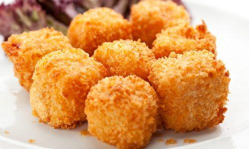 Mozzarella fritta