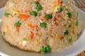 Timballini di riso alle verdure