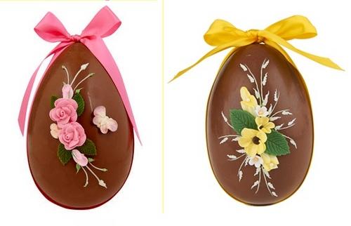 Uova di Pasqua fatte in casa 1