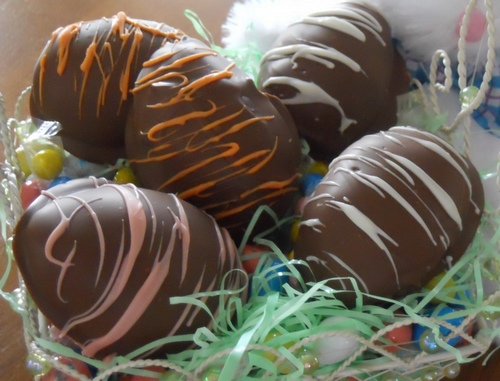 Uova di Pasqua fatte in casa 6