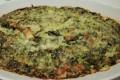 Acciughe gratinate agli spinaci