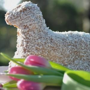 Torta agnello pasquale