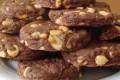 Biscotti morbidi cacao e nocciole