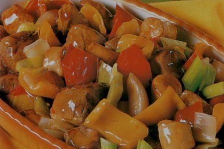 Carne ai peperoni