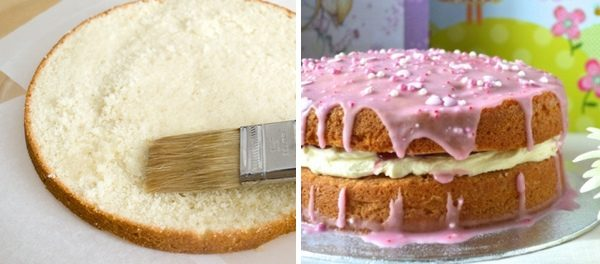 Come preparare la bagna per torte e dolci