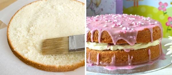 Come preparare una bagna per torte e dolci