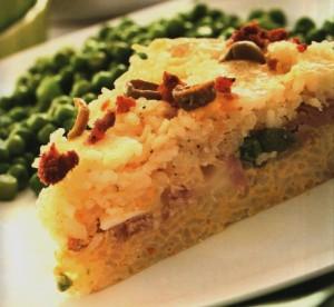 Torta rustica di riso1