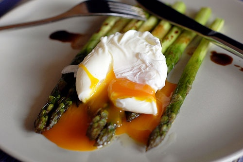 Uova agli asparagi