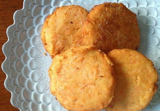 Crocchette dolci di riso