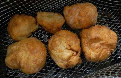 Frittelle di pane