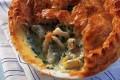 Timballini di pesce alla besciamella