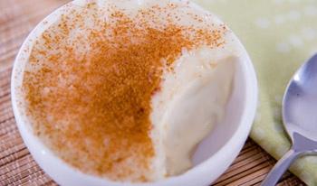 Crema alla noce di cocco
