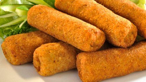 Crocchette di carne fritte nel burro