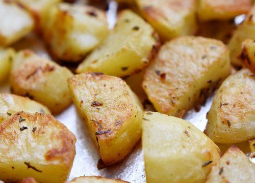 Patate in cartoccio