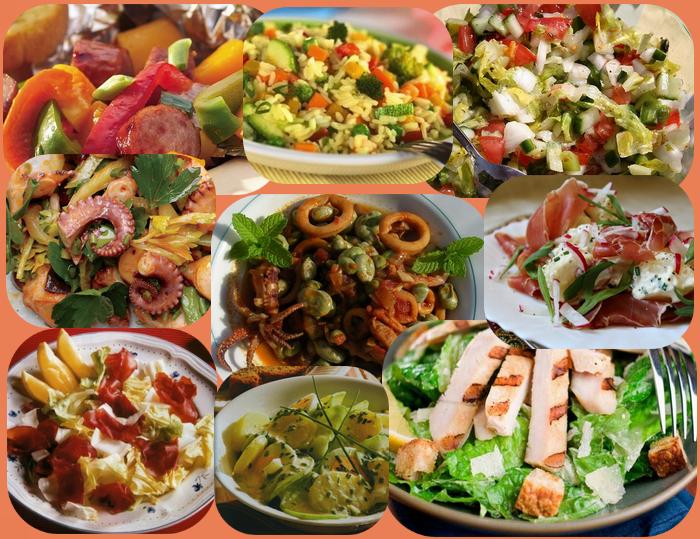 piatti estivi verdure grandi