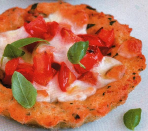 Pizzette di patate alla mozzarella