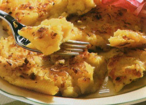 Schiacciata di patate