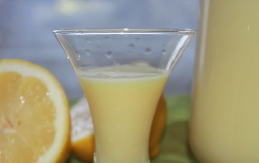 Liquore crema limoncello