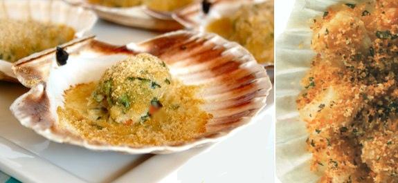 Come aprire e cucinare le capesante le ricette di maria for Cuocere v cucinare