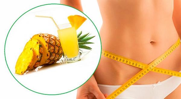 La dieta dell'ananas per perdere peso