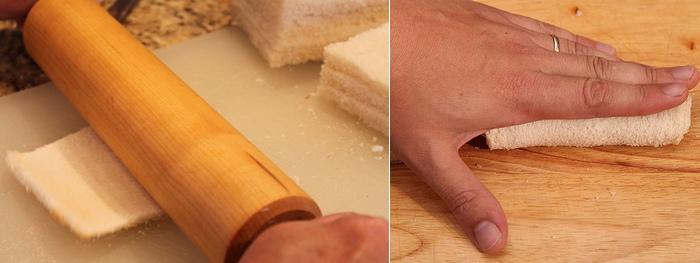 Rotolo di pancarrè al formaggio e noci2