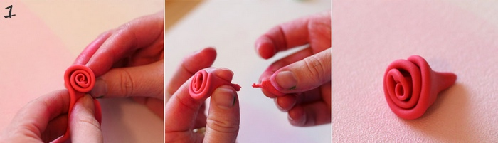 Come realizzare con il marshmallow fondant le decorazioni floreali8