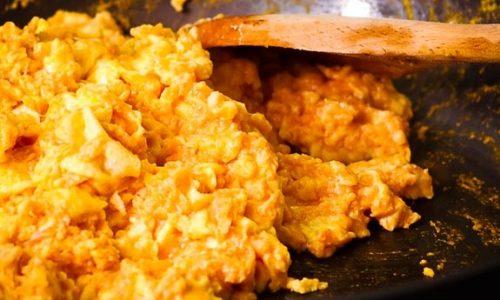 4 ricette velocissime con le uova