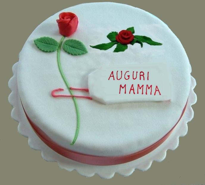 Torta Festa Della Mamma Alla Crema Dananas Le Ricette Di Maria Grazia
