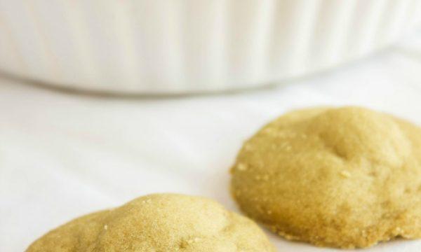 Biscotti farciti alla confettura di zucca