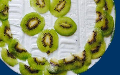 Soufflè freddo al kiwi