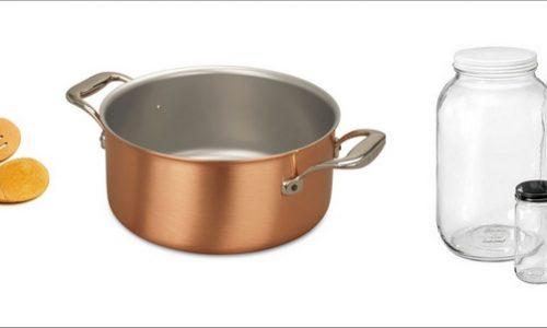 Guida pratica su come sterilizzare i vasi per le conserve