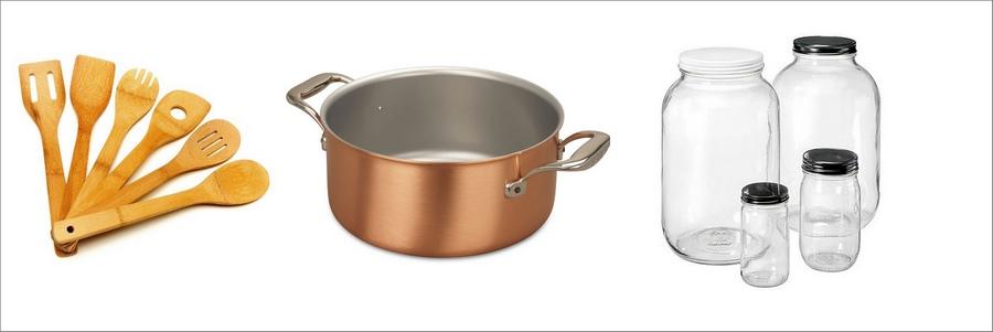 Guida su come sterilizzare i vasi per le conserve2