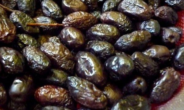 Olive nere fritte