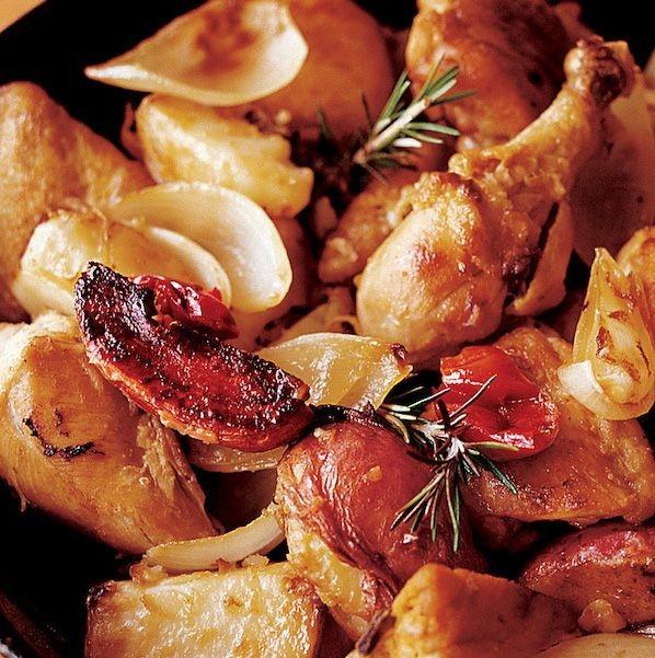 pollo-al-forno-con-pancetta-e-patate