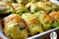 Fagottini di verza farcite alle patate