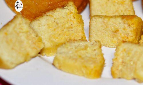 Pane dolce allo zafferano