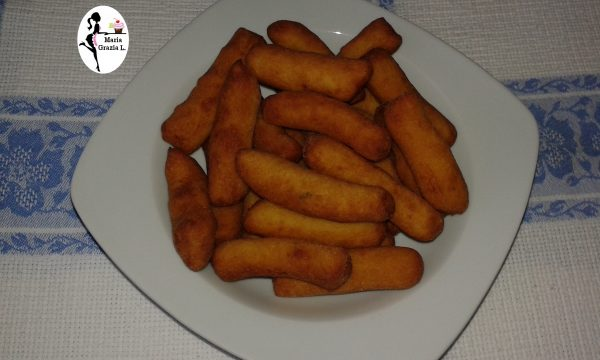 Crocchette fritte di patate senza uova (Video)
