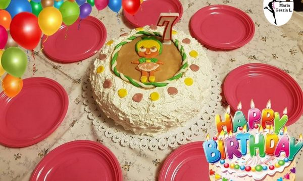 Torta compleanno lol surprise