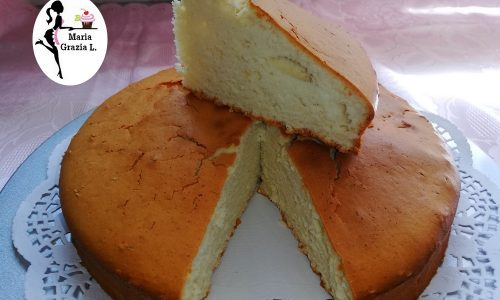 Come fare la torta  di soli albumi e yogurt video