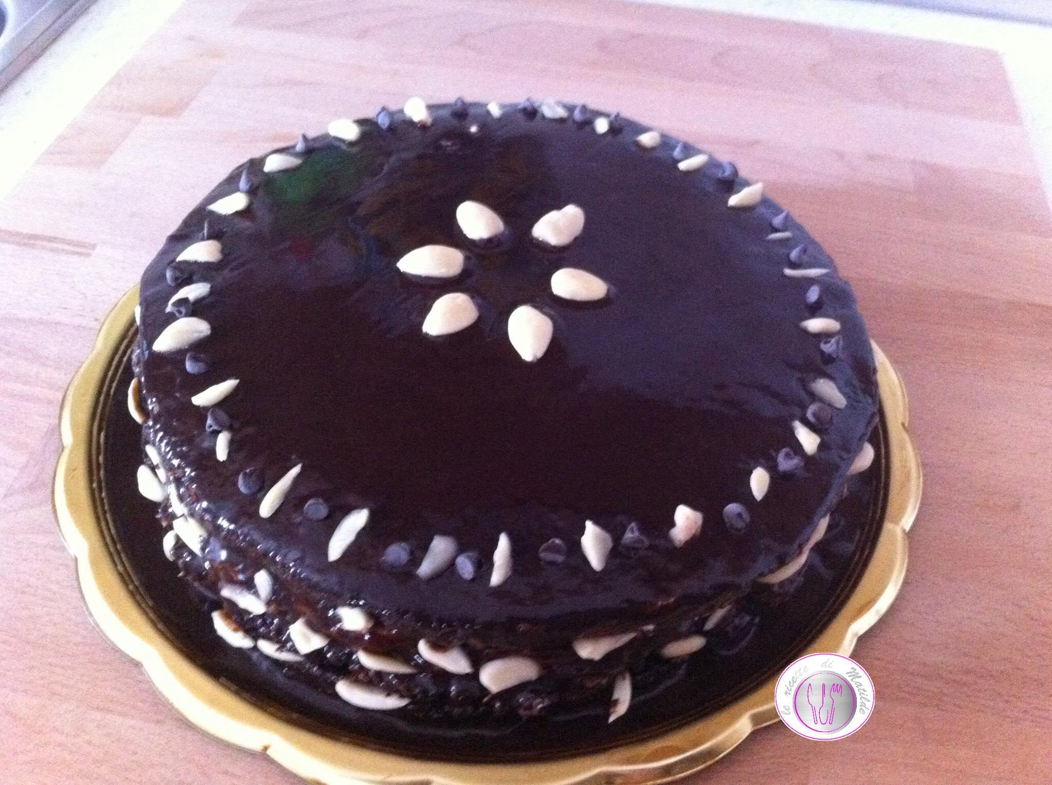 Ricetta della torta ai 7 veli