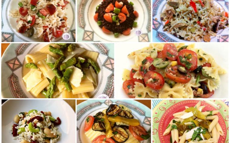 Raccolte le ricette di matilde for Primi piatti freddi