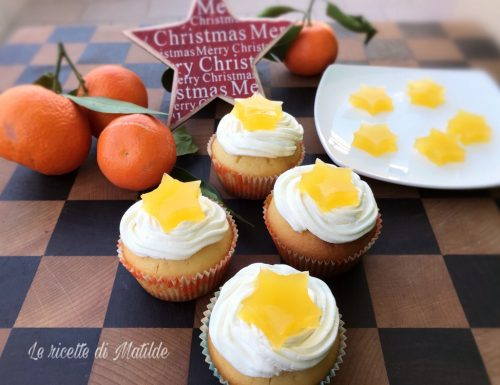 CUPCAKES ALLE CLEMENTINE