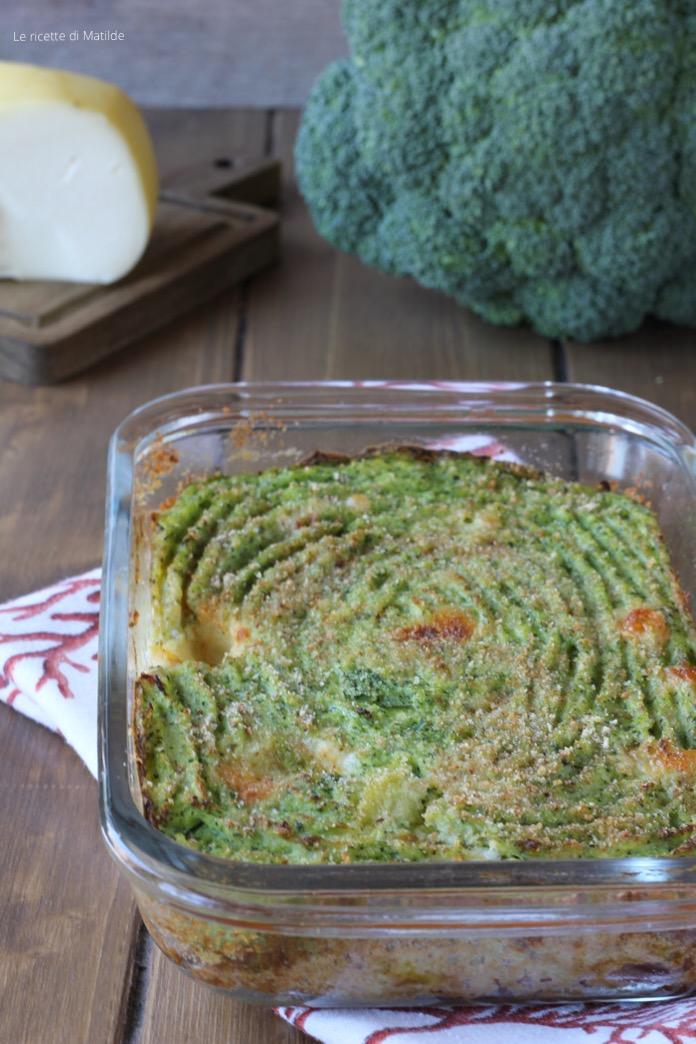 gateau di broccoli
