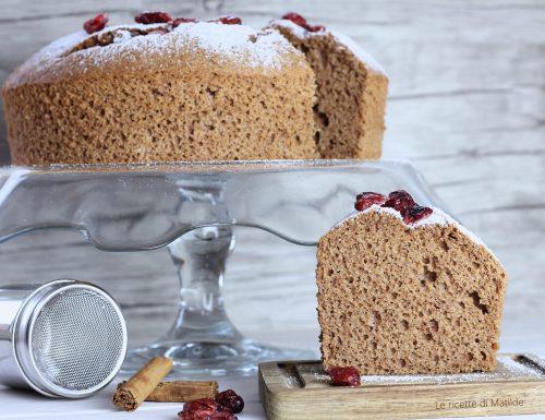 CHIFFON CAKE LINZER