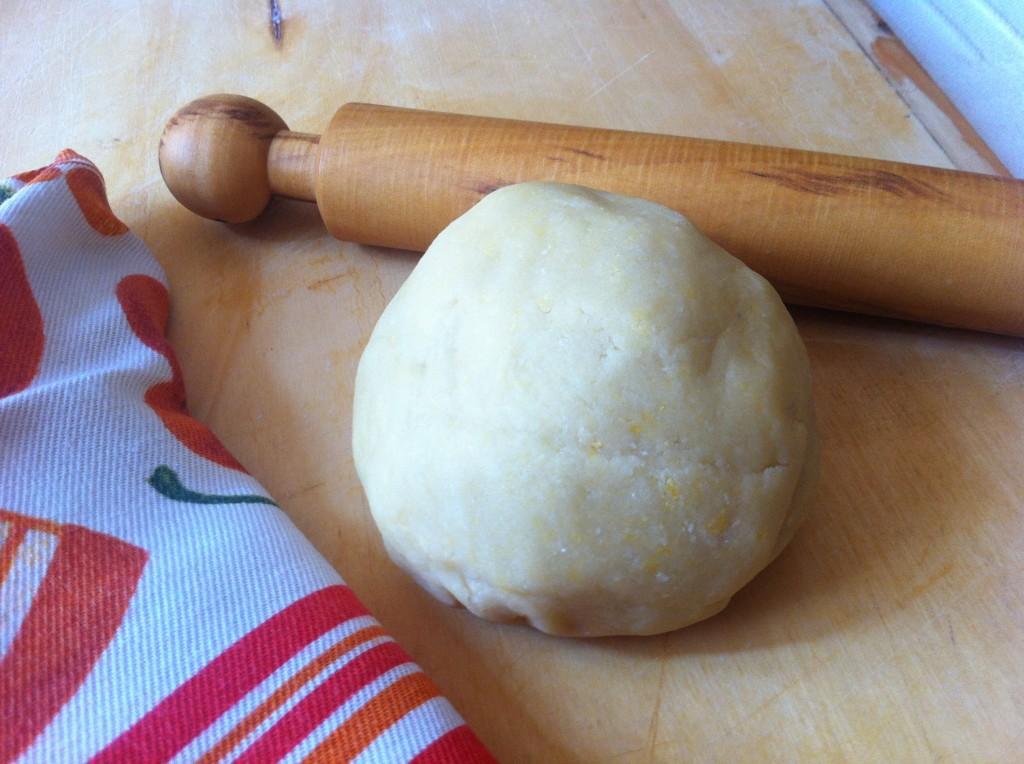 pasta frolla ricetta Michi