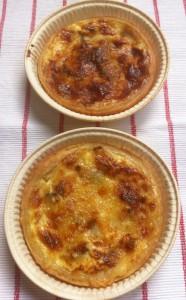 Tortina salata al formaggio Silter