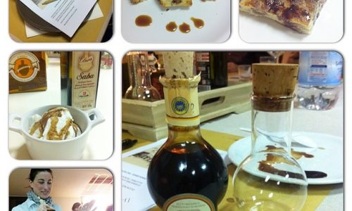 Degustazione Aceto Balsamico Tradizionale di Modena