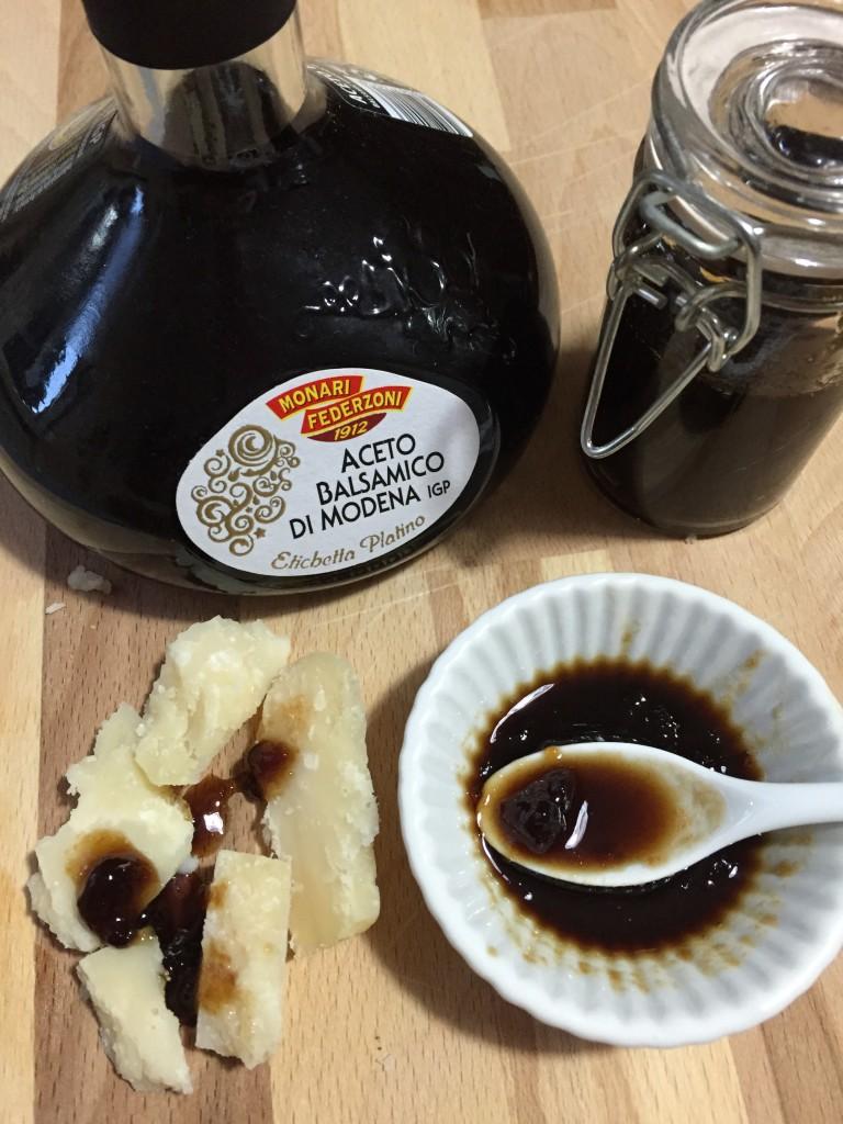 gelatina di aceto balsamico di modena