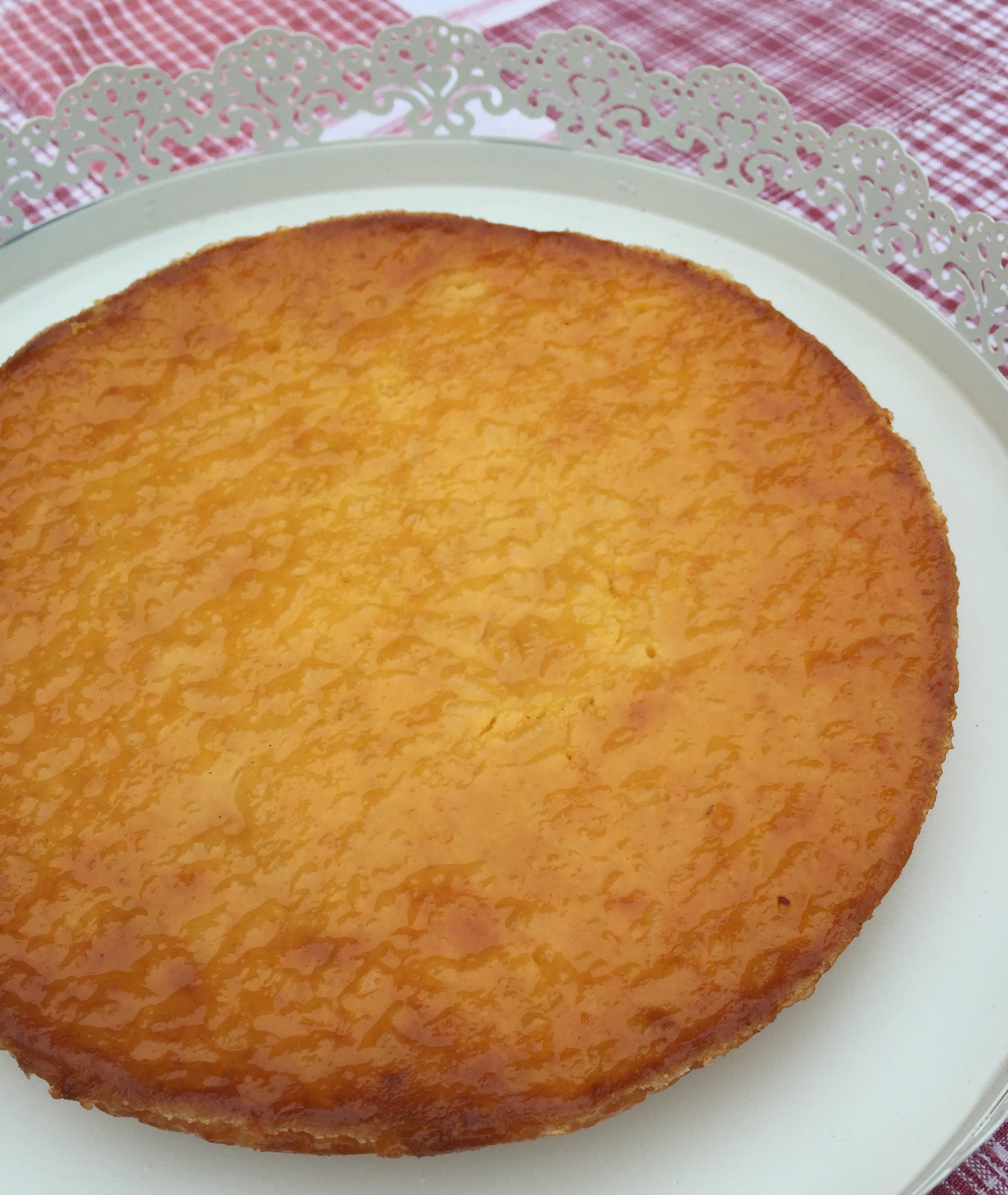 torta di riso modenese